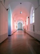 Fritz Balthaus: Corridor, cross gallery 2010/13